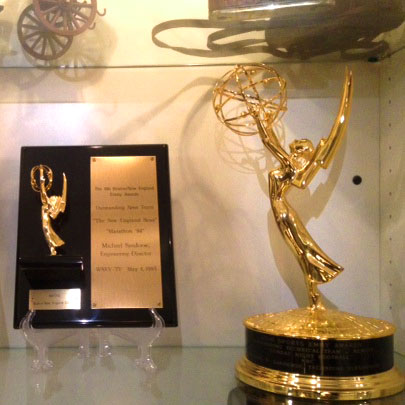 Remote Facilities - Sports Emmy Award